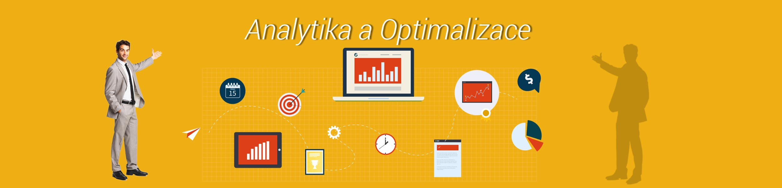 Analýza stránek, SEO optimalizace